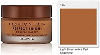 Fashion Fair Oil-Free Perfect Finish Souffle Makeup - Tan