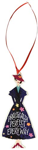 Lenox 884155 Disney Mary Poppins Returns Practically Perfect Ornament