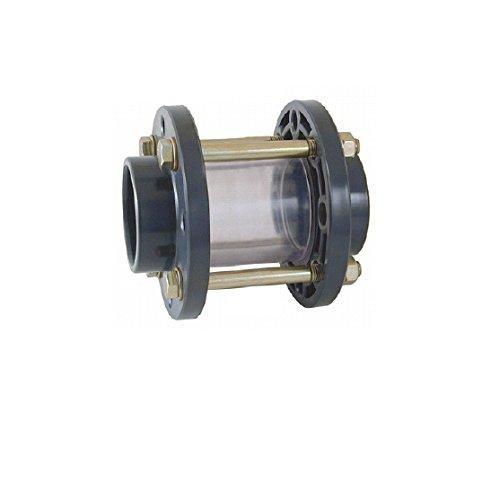 AquaForte Vision Verre Installation Accessoires, Gris 16.5 x 18.5 x 18.5 cm Gris