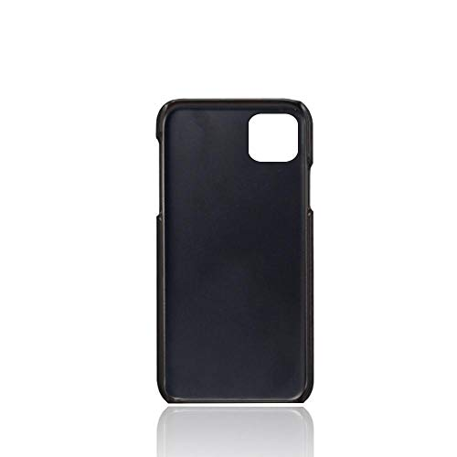 KSQ - Funda con ranura para tarjeta para iPhone 12/12 Pro