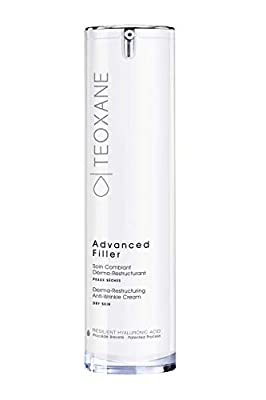 New Formula Advanced Filler Derma-Restructuring Anti-Wrinkle Cream for Dry Skin by TEOXANE by Teoxane