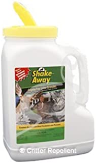 Shake-Away All Natural Rodent Repellent for Mice, Rats & Moles 12 Lb (Pound)