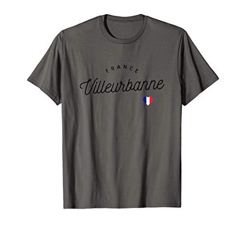 Jaime Villeurbanne Ma Ville Préférée en France T-Shirt