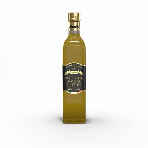 La Rustichella Huile d Olive Truffe Blanc 500 ml