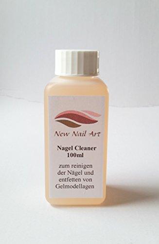 New Nail Art 100 ml de nettoyant pour enlever la couche de sudation, dissolvant pour vernis à ongles, accessoire pour le soin des ongles.