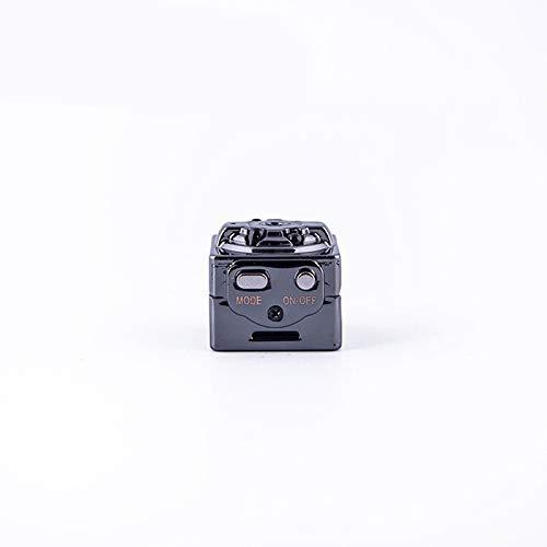Mini Cámara, SUNJULY Micro Camera SQ8 Smart 1080P HD Mini, Grabadora DV Cámara de Visión Nocturna Deportiva DV para Todas Las Ocasiones, como Aulas, Conferencias, etc