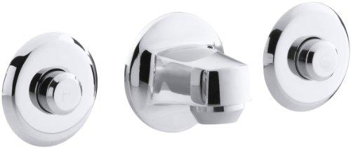 KOHLER K-7485-E-CP - Grifo de lavatorio resistente al vandalismo, cromo pulido