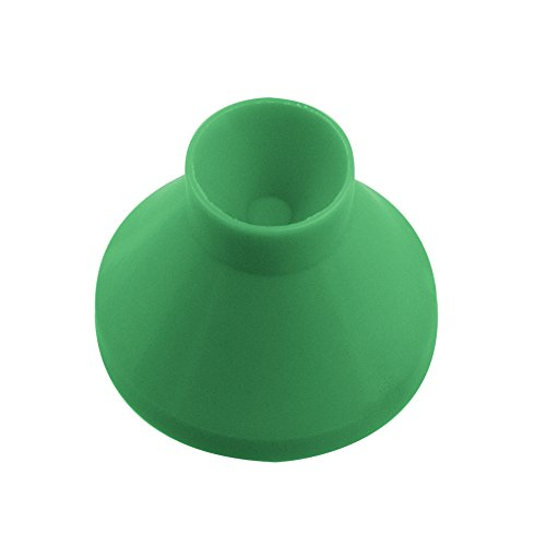 EASYINSMILE Dental Material Well/Cup Dappen Dish Autoclave For Prophy (green)
