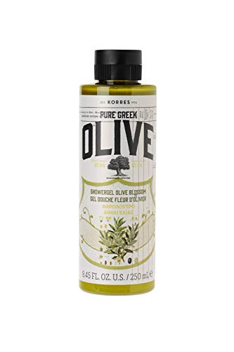 Korres Olive und Olive Blossom Duschgel, 1er Pack (1 x 250 ml)