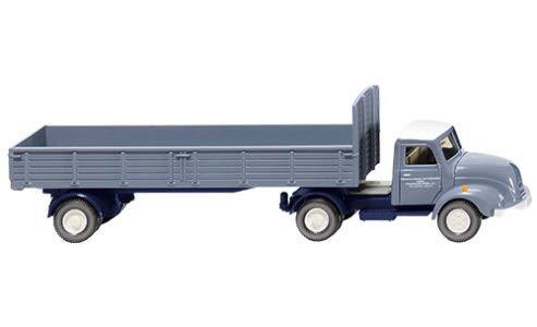 Magirus S 3500, 0, Modellauto, Fertigmodell, Wiking 1:87