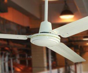 ventiladores de techo industriales fabricante Veker