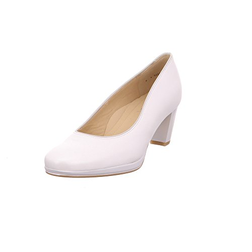 ara Toulouse-Plateau, Damen Pumps, Weiß (Offwhite), 6 UK