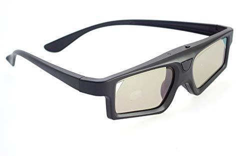 IR Pro - Gafas 3D para televisión 3D (control por infrarrojos, compatible...