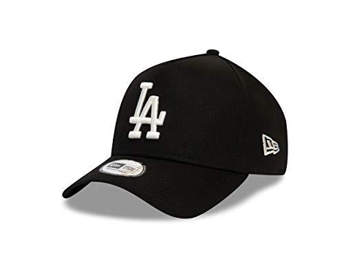 New Era Los Angeles Dodgers MLB Cap 9forty A-Frame Cap Baseball Kappe Colour Essential Basecap Schwarz - One-Size