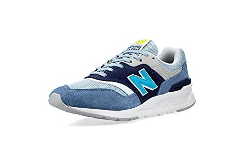New Balance Zapatillas 997H V1 para mujer, Azul marino/Gris, 38 EU