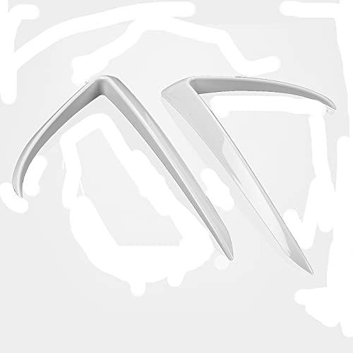 NMDNNJ Geeignet FüR Tesla Model 3 2017-2021, StoßStangenteile, Autoteile, AußEnmodifikation, Modifikationssatz, Abs, 2 StüCk/Satz