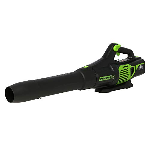 Greenworks Pro Bare Tool 60-Volt Max Lithium Ion 610-CFM GEN2 Brushless Cordless Electric Leaf Blower; Battery and Charger Not Included