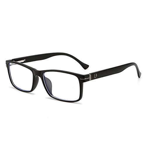 Anti-Blau-Brille Blendschutz Anti-Ermüdungsschutz Anti-UV-Brille für Smartphones, Computer oder Fernseher-4