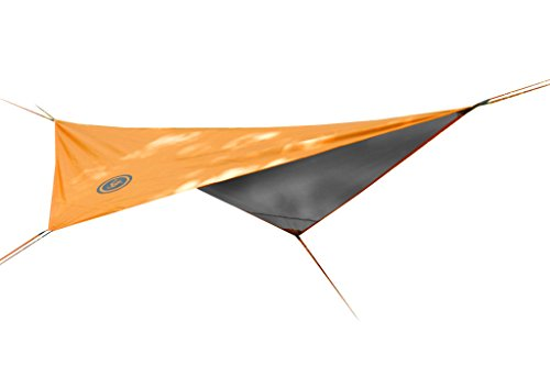 UST Hex Tarp and Camping Shelter with Thermal Protection and 6 Sided Hex Design for Camping,...