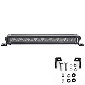SYLVANIA - Slim 10 Inch LED Light Bar - Lifetime Limited Warranty - Spot Light 2700 Raw Lumens Off Road Driving Work Light Truck Car Boat ATV UTV SUV 4x4  1 PC