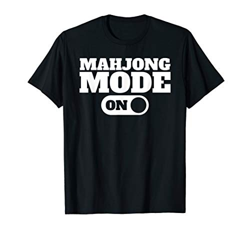 Mahjong Inspired Design for a mahjongg game lover T-Shirt