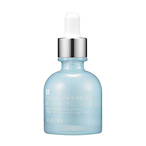 MIZON Hyaluronsäure 100 Serum Hydrate, Verjüngt Die Haut Und Entfernt Abgestorbene Hautzellen