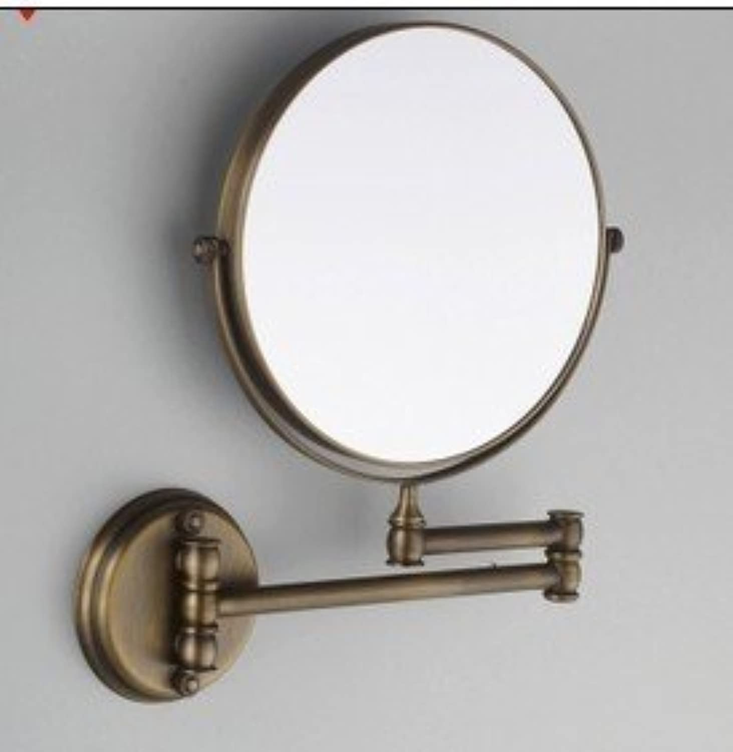 Wall Mirrors 8In two-sided Mirror The Magnifying Glass beauty mirror