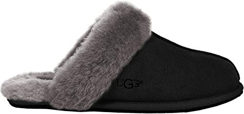 UGG Scuffette Ii Slipper, Black/Grey, Size 8