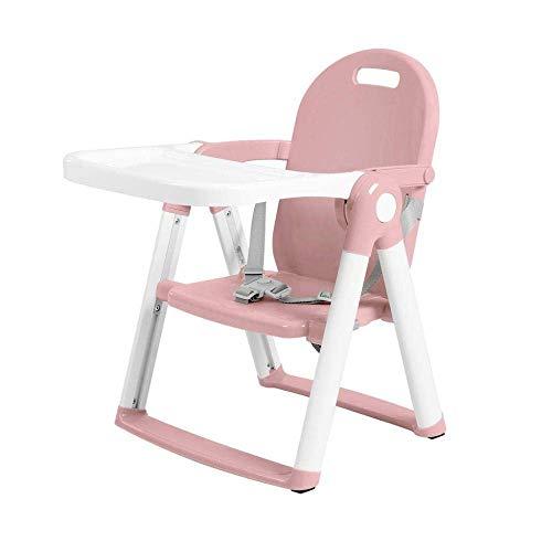 Chaise haute,chaise de salle à manger portable pliable multifonction pour enfants siège de chaise bébé table et chaise pour bébé pratique à transporter facile à nettoyer et facile à plier facile à ran
