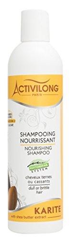 Shampoing Nourrissant Cheveux Ternes ou Cassants au Karité 250ml