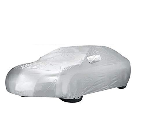Coche Parasol Cubiertas del coche universal cubierta impermeable al aire libre Sun nieve polvo resistente a la lluvia Cubierta de protección for el carro sedan Sombrilla ( Color : YL 480x185x170cm )