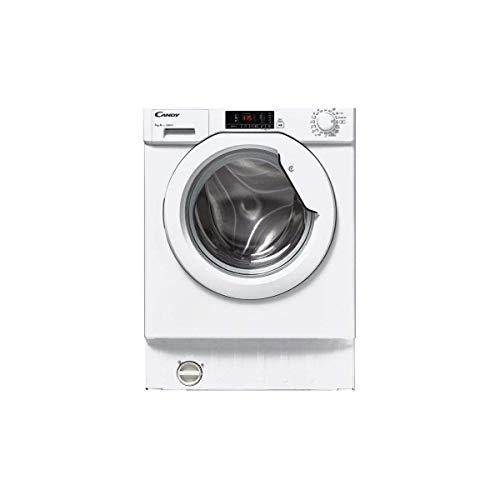Candy CBWM 712D-S lavatrice Incasso Caricamento frontale Bianco 7 kg 1200 Giri min A+++, Senza installazione