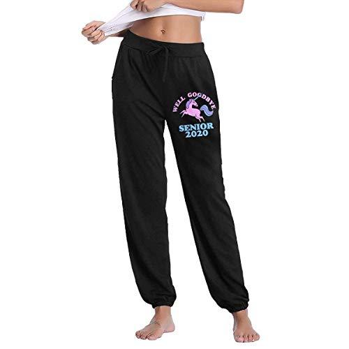 Lsjuee 2020 Seniors Mujer Otoño Invierno Pantalones Largos Pantalones Deportivos Pantalones Casuales Pantalones Deportivos