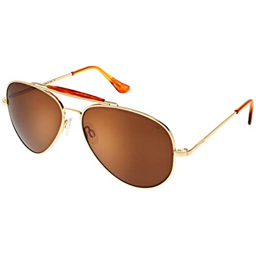 Randolph Sportsman Aviator Authentic Sunglasses for Men Polarized 100% UV