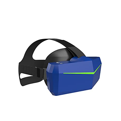 Pimax Artisan VR Headset with Wide 170°FOV, Dual 1700x1440 Resolution Panels, Fast-Switched Gaming Panels for PC VR Brille Beginners, Up to 120 Hz High Refresh Rate, USB-Powered