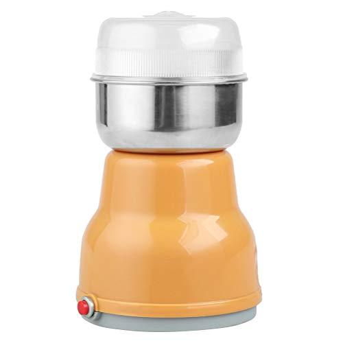 Koffiemolen elektrische 150 W, pepermolen, roestvrijstalen lemmet, molen voor koffiebonen, kruiden, peper