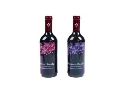 DISOK - Palillero En Forma De Botella De Vino - Palilleros Detalles Bodas, Recuerdos Originales Prácticos Botella Vino para Hombres, Bodas, Bautizos y Comuniones