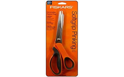 Fiskars 8' Softgrip Pinking...