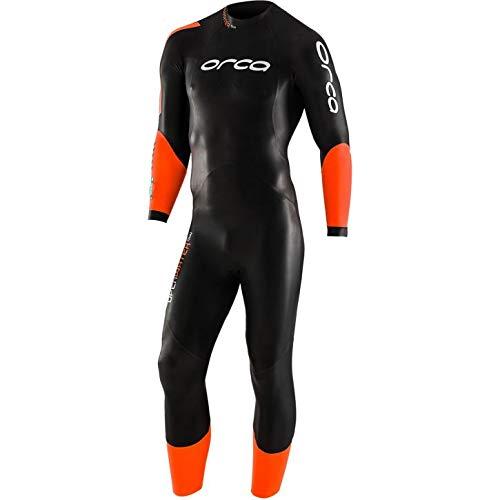 ORCA Openwater SW Neoprenanzug Herren - schwarz/orange Größe MT