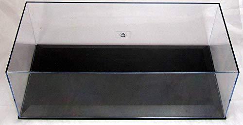 Vitrine Kunststoff-Vitrine für je 1 x 1:18, Modellauto, Fertigmodell, MCG 1:18