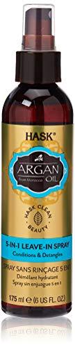 HASK Argan Oil Repairing 5-in-1 Leave-In Spray, 175ml