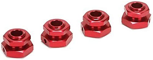 20mm Wheel Hex Set, rot  LST XXL 2 Gas by Team Losi by Team Losi