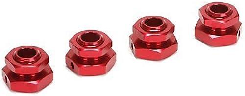 barato y de moda 20mm Wheel Hex Set, rojo    LST XXL 2 Gas by Team Losi by Team Losi  para proporcionarle una compra en línea agradable