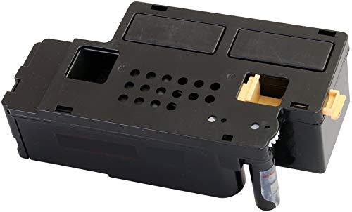 TONER EXPERTE® 593-11130 Schwarz Toner kompatibel für Dell C1660w (1250 Seiten)