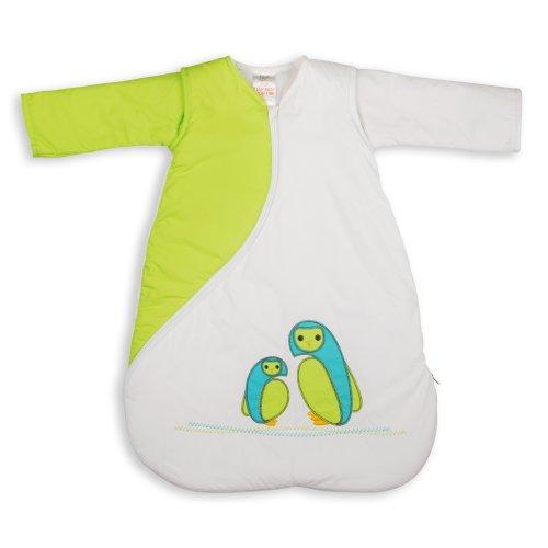 PurFlo Geborduurde Slaapzak 2.5 Tog (Owl Kiwi, 3 - 9 Mths) Baby Slaapzak