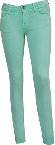 Cimarron Damen Jeans Jackie Cropped Power Stretch Lagoon 31