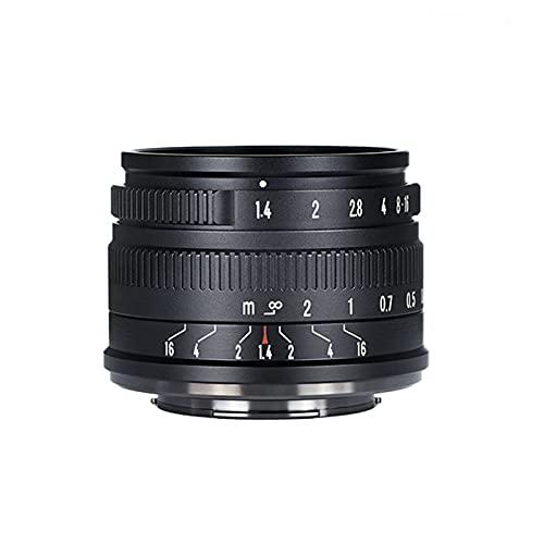 7artisans 35mm F1.4 Mark II APS-C 携帯カメラレンズ ニコン zマウント 単焦点レンズ ニコンZfc Z6 Z7 Z50 Z5 Z6II Z7II用