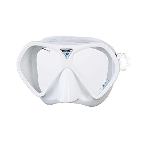 Seac Fusion duikmasker, wit