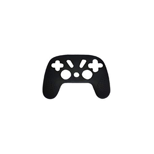 Desconocido Moregirl Game Controller Funda Protectora Funda Funda de Silicona Suave para -Google Stadia Premiere Edition Gamepad