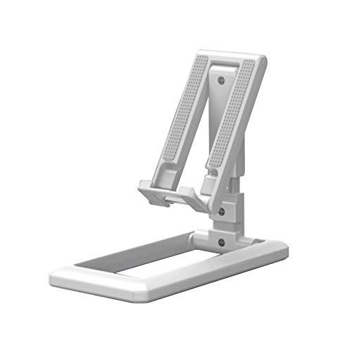 Soporte portátil para tableta soporte para iPad Soporte de escritorio para ajustar soporte plegable